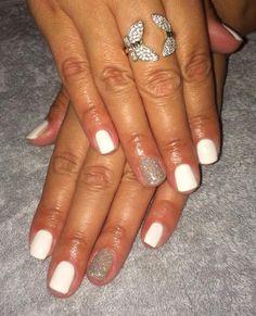 Calgel nails by AV nails