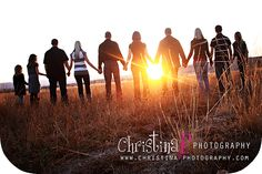 Christina P. Photography - Such a cute family shot!