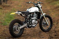 'Mamba' Suzuki DR650 – Pasquale Motors