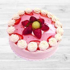 Best Lovely Strawberry Cake in USA. JS yummy. . facebook.com/yummyjs twitter.com/yummyjs Instagram.com/jsyummy2 linkedin.com/in/jsyummy . . #jsyummy #yummy #sweets #puddingcake #cupcakes #heardshafecake #drinks #whiteforestcake #baking #Pink #Rose #Cake #Pinkrosecake #cartoon #cake #vanila #cake #vanilacake #happy #birthday #cake #happybirthdaycake #flowerscake #Flowers #flowers #love #cake #Flowerslovecake #Firni #softcake #whiteflowerscake Order Birthday Cake Online, Send Birthday Cake, Order Cake, Special Birthday, Strawberry Birthday Cake, Strawberry Cream Cakes, Tire Cake, Online Cake Delivery, Strawberry Nutrition