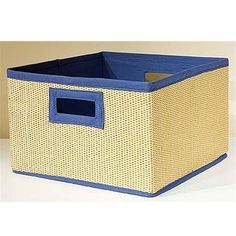 Little Novelties Storage Baskets In Choice Of Color