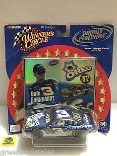 2001 Winner's Circle Nascar Die-Cast - Dale Earnhardt Jr This item is NOT in Mint Condition and is in no way being described as Mint or even Near Mint. Our toys have not always lead the perfect life,