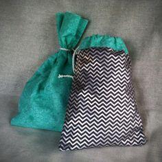 Gift Bag Sewing Patterns