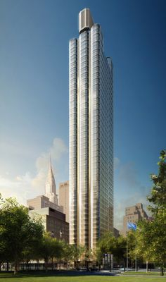 The Style Examiner: Foster + Partners Begin Work on 50 United Nations Plaza