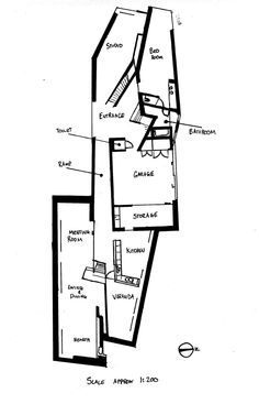 Architecture Plan, Interior Architecture, Un Studio, Tree House Designs, Arch Model, Graduation Project, Layout, Building Design, Floor Plans