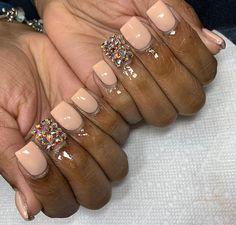 How to choose your fake nails? - My Nails Work Nails, Aycrlic Nails, Sexy Nails, Glam Nails, Bling Nails, Cute Nails, Pretty Nails, Gorgeous Nails, Coffin Nails