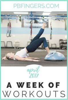 A glimpse into one personal trainer& one week workout plan with a combination of lower body, upper body, total body and cardio workouts. One Week Workout, Leg Day Workouts, Treadmill Workouts, Workout Challenge, Fun Workouts, At Home Workouts, Body Workouts, Circuit Workouts, Workout Kettlebell