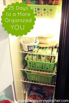 How To Make the Most of your Freezer Space - Passionate Penny Pincher