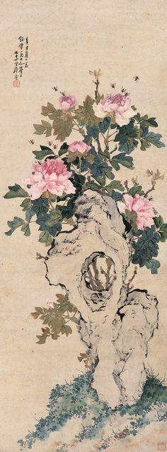 清-居廉绘画作品欣赏-4 - 李梨 - 李梨