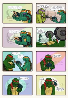 turtles tots react - Google Search