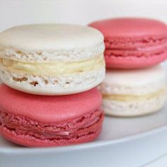 Basic French Macaroons recipe