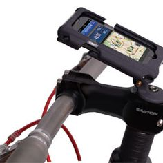 Smart Phone holder - time to do better Bike Gadgets, Smartphone Holder, Speed Bike, Bike Rack, Biker Chick, Bicycle Accessories, Bike Life, Cool Gifts, Summer Fun