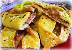 Kiymali Pide - Turecko - Recept