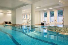 The Pool, Guerlain Spa, Waldorf Astoria Edinburgh -  The Caledonian