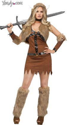 viking costume Slutty