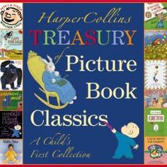 JJ CLASSICS HAR. Contains twelve full-sized reproductions of classic picture books accompanied by background information for the reader.