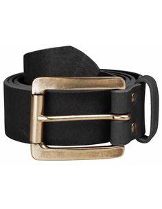 Fjellreven Vikna Belt - Black - L Black Belt, Accessories, Fashion, Moda, Fashion Styles, Fashion Illustrations, Jewelry Accessories