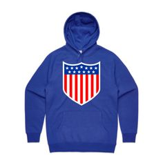 USA Retro Hoodie Unisex, Pullover, Hoodies, Usa, Retro, Products, Fashion, Moda, Sweatshirts