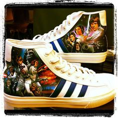 Star wars shoes!!!!!!!!!!!!!!!!!