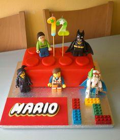 Tartas De Sande: TARTA LEGO