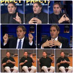 Russ Dizdar Masonic Hand Sign Collage