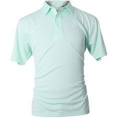 Oscar Jacobson 2012 Mens Collin WPS 'OJ Logo' Polo Shirt - Spearmint - £39.99