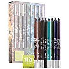 Urban Decay - Ocho Loco 2  #sephora #loco for these pencils #eyeliner #nailedit #bmooreartistry #bmoorespick