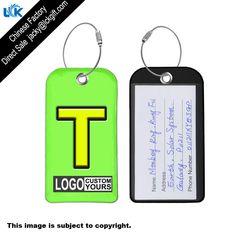 ececaa9630c9 26 Best Gift Idea Travel luggage Tag ID card holder Baggage Bag Tag ...