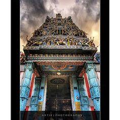 Sri Veeramakaliamman Temple @ Little India, Singapore