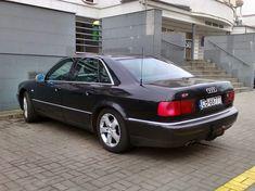 Audi S8 (D2/Typ 4D)