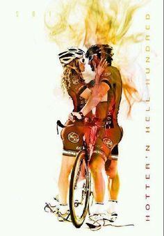 Bikes are hot!