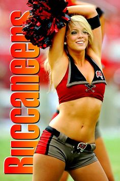 Tampa Bay Buccaneers cheerleader: 80 points. ᴘʜᴏᴛᴏ: ɢᴀʀʏ ʙᴏɢᴅᴏɴ/sɪ Tampa Bay, Games, Fun, Gaming, Plays, Game, Toys, Hilarious