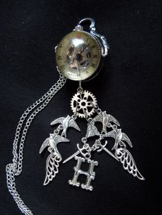 Infernal Devices Character Inspired Necklace - Will Herondale