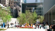 The sculpture garden of the Museum Of Modern Art, New York. Photo: WikiCommons