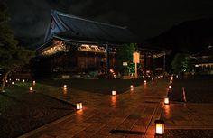 Chion-in Temple,Kyoto|知恩院 紅葉 Visit Japan, Kyoto Japan, Rising Sun, Nihon, Osaka, Lanterns, Sunrise, Scenery, Lighting