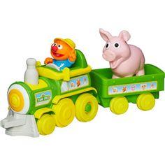 Playskool Sesame Street Ernie Farm Train