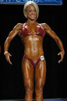 Jamie Eason figure competition