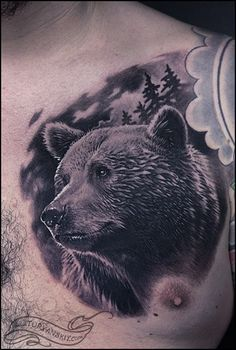 Tattoo by Oleg Turyanskiy