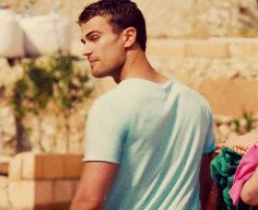 oh my!!!! Theo james!!! <3