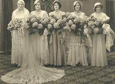 Detroit Wedding, c. 1930s