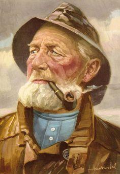 Style de Chapeaux - Le Bob -  Dans les Années 1900, il était Fabriqué en Feutre de Laine et Traditionnellement Portés par le Agriculteurs et Pêcheurs Irlandais. Contre la Pluie, la Lanoline contenue dans la Laine Brute et non Lavée, les Rendaient Imperméables
