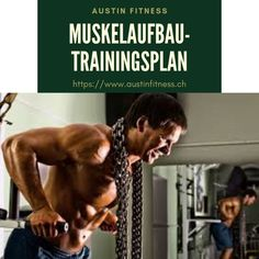 We're the leading Muscle Building Trainer in Neerach, Zürich. We help you with Muscle building Workout plan. Get your Muscle Building Training Plan today. Muscle Building Workout Plan, Training Plan, Trainer, Build Muscle, How To Plan, Muscle Up, Human Body, Lose Fat, Career
