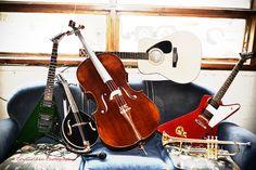 String-Stringed Instruments / Intrumentos de Cuerdas