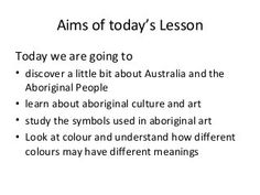 Aboriginal Art A Journey Down Under Aboriginal Culture, Aboriginal People, Aboriginal Art, Indigenous Art, Art Studies, Meant To Be, Symbols, Journey, Image