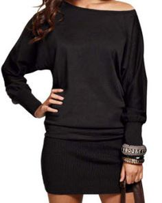 The Dolman-Sleeve Dress That Works For Everyone