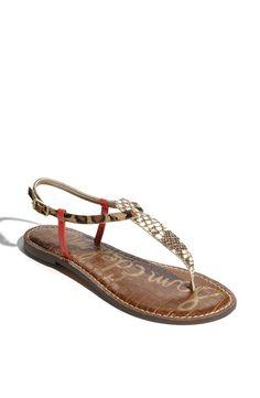 Azura Boutique - Sam Edelman 'Gigi' in Leopard/Flamingo, $65.00 (http://www.shopazura.com/gigi/)