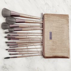 BH Cosmetics Lavish Elegance Brush Set | Launch Date: March 2017