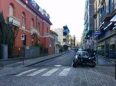 Napoli, Vomero: ripristinato il dispositivo di traffico