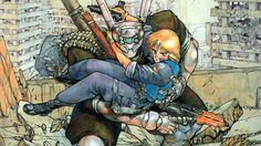 """Utopian Blues: Masamune Shirow's """"Appleseed"""" on Page and Screen, Part 1"""