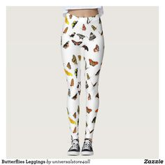 Butterflies Leggings